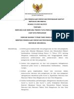 Peraturan Pemerintah (PUPR) No.10 Tahun 2015