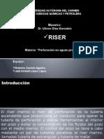 Risers