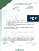 Trasperancy in Evaluation in Bids