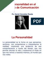 La Personalidad en el Proceso de Comunicación
