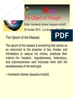 The Opium of the Masses