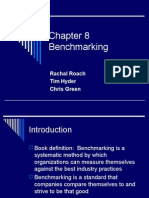 Benchmarking(Tim Rachal Chris)