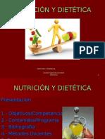 Nutricion y Dietetica Presentacion Silabus
