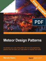 Meteor Design Patterns - Sample Chapter