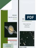 Astronomie Pamant Cer Planete