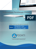 2. User Guide Pddikti - Sync