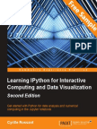 Learning IPython for Interactive Computing and Data Visualization - Second Edition - Sample Chapter