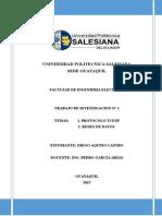 Investigacion 1 Protocolo Tcp Ip y Redes de Datos