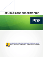Template Lay Out Logo P2KP