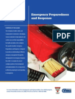 Emergency Preparedness and Response Handbook