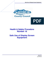 Safety Procedure Template