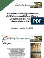 Presentación AGN. VIII Jornadas para Bibliotecarios