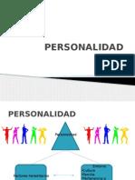 Como se construye la personalidad