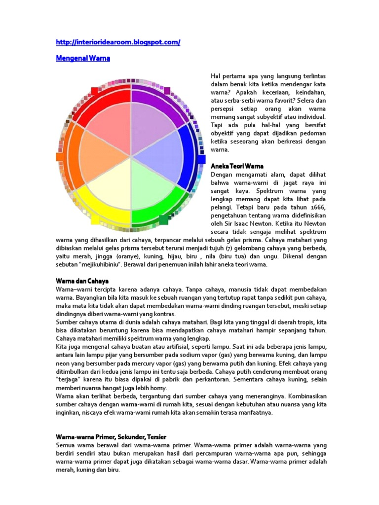 Teori warna ccuart Images