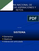 Panel. Sistema de BibliotecasABUD