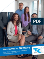 TK Brochure Welcome to Germany