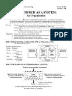 CH-07 Church as System - Organization