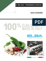 ELBA Oven Manual