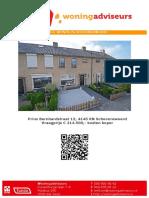 Brochure - Schoonrewoerd – Prins Bernhardstraat 13