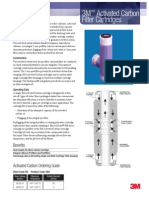 3M™ Activated Carbon Filters - Data Sheet (PDF 670.8 K).pdf