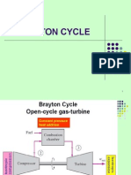 Brayton Cycle