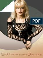 Ghid de Frumusete Diva2009