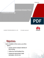 OTA105301 OptiX OSN 1500250035007500 Classified Troubleshooting ISSUE 1.14