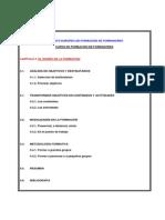Capítulo 4 - El Diseño de La Formación
