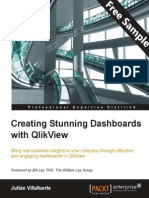 Creating Stunning Dashboards with QlikView - Sample Chapter