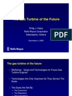 Gas Turbine of the Future