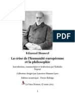 Husserl Depraz