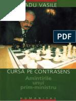 Radu Vasile - Cursa Pe Contrasens