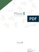 Sharjah Waterfront City - Phase 1 Brochure