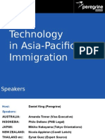 APAC Technology Webinar