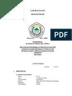 Laporan Kasus Dema0988m Tifoid Dan Gastritis Akut