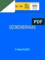 Que Es Una Geomembranas