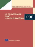 gouvernance dans l'union européenne