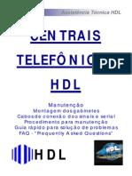 Manuten Nas Centrais HDL - 2005