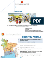 BANGLADESH  National Consultation  POST-2015 FRAMEWORK ON DRR