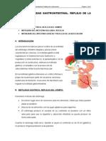 Tema III. Motilidad Gastrointestinal. Reflejo Defecación