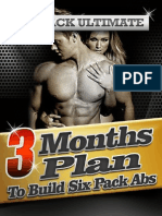 How to Get Six Pack Abs in 3 Months