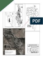 01 Plano de Localizacion y Ubicacion Proyecto Forestacion San Cristobal