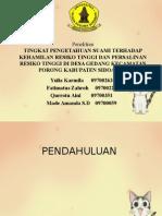 PPT Penelitian Mimaiza