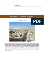 World Bank on Mongolia