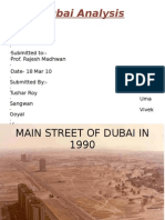 Dubai Country Analysis