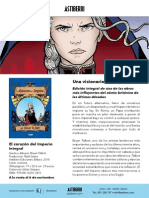Notas de Prensa Noviembre Astiberri