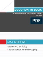 02 Introduction to Logic