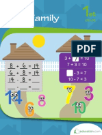 All in the Fact Family Workbook