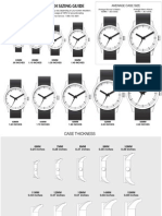 Tw Watch Sizing Guide