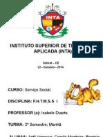 relações sociais e serviço social no Brasil